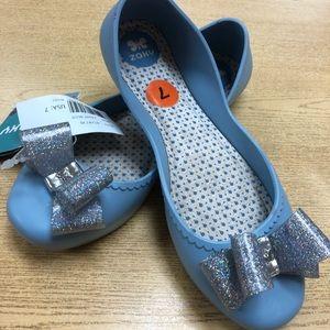 zaxy Shoes - New Brazil ribbon shoes, size 7